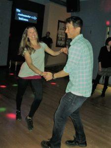 Salsa dance? Fun!!